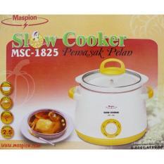Maspion Slow Cooker MSC-1825 (00152.00020)