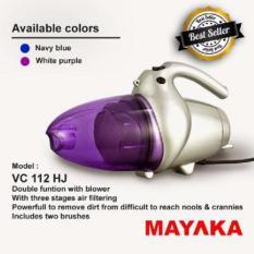 Mayaka Mesin Penghisap Debu / Vacuum Cleaner 2 in 1 VC-112HJ