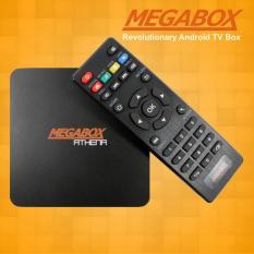Megabox Athena - Android Tv Box Quad Core Ram 2Gb Internal 8Gb - 3357A7
