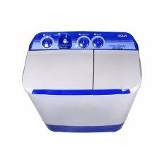 Mesin cuci 2 tabung Aqua (sanyo) QW - 781XT khusus medan