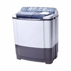 Mesin Cuci 2 Tabung P905R (Abu Putih)