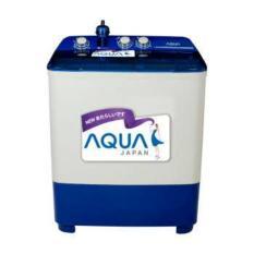 Mesin Cuci Aqua QW-870 XT Dari Sanyo-8 Kg Murah Meriah