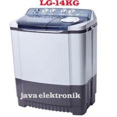 MESIN CUCI LG 2 TABUNG 14KG WP-1460