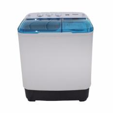 Mesin cuci Panasonic 2 tabung NA - W60MB1 khusus kota MEDAN