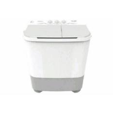 Mesin Cuci Sharp 2 Tabung 6 Kg Est-65mw