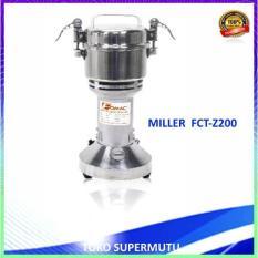 Mesin Giling Tepung - Miller Machine Fct-Z200 - 3Daea9