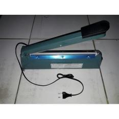 Mesin Impulse Sealer Alat Press Pres Plastik Kemasan 30Cm 30 Cm - Ebda6a