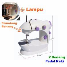 Miliki Segera Mesin Jahit Mini Portable Gt 202 Fhsm 202 Sewing Machine