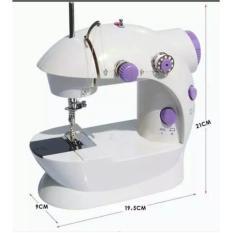 Spesifikasi Mesin Jahit Mini Portable Sm202 Beserta Harganya