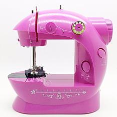Mesin Jahit Mini S2 LED / FHSM 202 LED - Pink