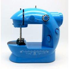 Beli Allunique Mesin Jahit Portable Mini S2 Led Biru Allunique