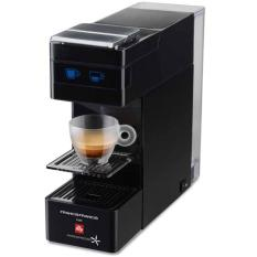 Mesin Kopi Francis for Illy Iperespresso Y3 Black 14 Free Pods