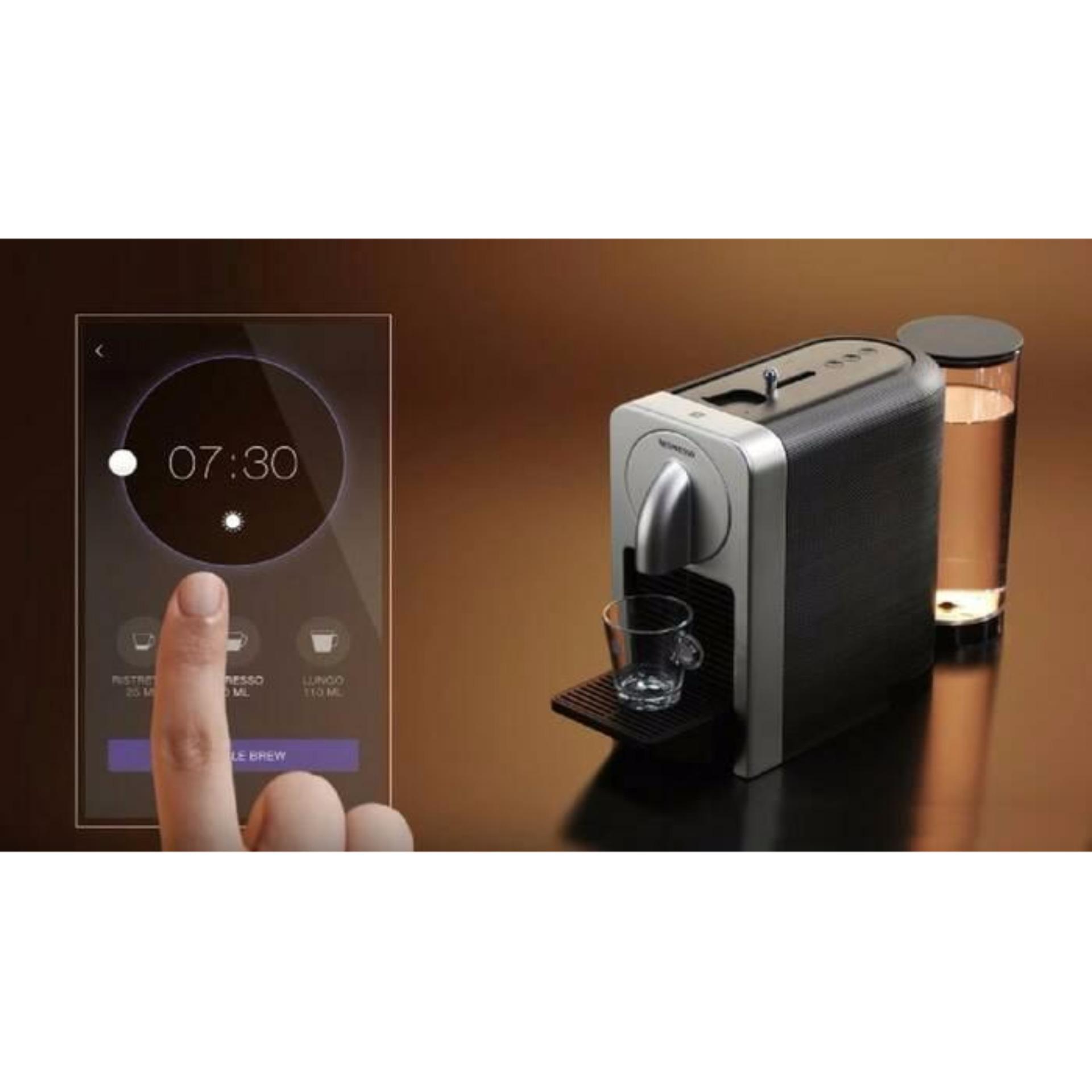 Nescafe Dolce Gusto Mini Me Kp1201 Mesin Pembuat Kopi Putih Cek Sharp Hm 80lw Pemanasan Hanya