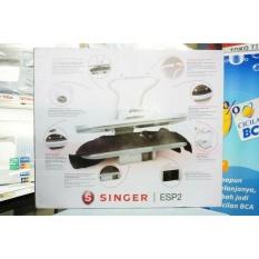 Mesin Steam Press SINGER ESP2 - ESP 2 Press Kerah Sablon Portable