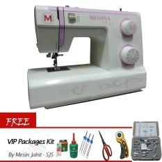 Jual Messina P5729 Mesin Jahit Portable Gratis Vip Packages Kit Branded Original