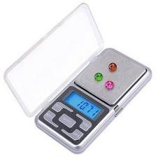 MH Digital Pocket Scale 200-0,01 gram - Timbangan Emas-Silver