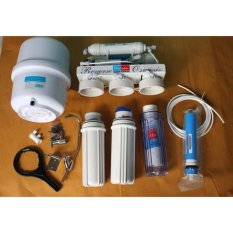 Micron Mesin Pemurni Air Reverse Osmosis RO Lengkap- Skala Rumah