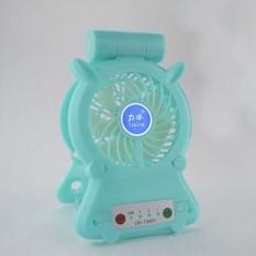 Mini Fan Ribu Es Kreatif Pengisian Siswa Hadiah Fan Klip Genggam Kipas Kecil (pengiriman Cepat)-Intl