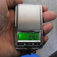 MINI SCALE 500g / 0.01g - Timbangan Emas Digital Super Kecil 0,01g
