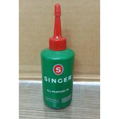 Minyak Pelumas Merk SINGER All-Purpose Oil - 1 pcs