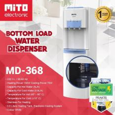 MITO MD 368 Dispenser Air Standing Galon Bawah - Putih