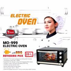 MITO MO-999 Oven Listrik Kapasitas 25Liter
