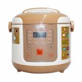 Spesifikasi Mito R1 8In1 Digital Rice Cooker Hitam 1 L Mito