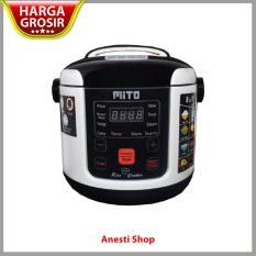 Spesifikasi Mito R1 Digital Magic Com Rice Cooker 8 In 1 Kap 1 L Hitam Murah