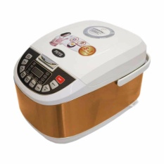 Mito R5 8in1 Digital Rice Cooker - Gold [2 L]