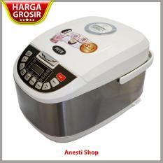 Diskon Mito R5 Digital Magic Com Rice Cooker 8 In 1 Kap 2 L Silver Mito Di Jawa Barat