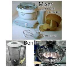 Mixer Bosch Universal 800 Watt - 99975C