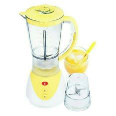Harga Miyako Blender Gelas Plastik Bl211Ply Kuning Murah