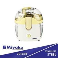 Miyako JE-607 Juicer - Putih/ Kuning
