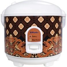 Miyako Magic Com Batik 1.8 Liter 3in1 395 Watt - MCM528BTK