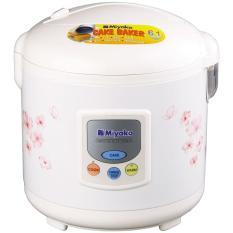 Miyako Magic Com 1 8 Liter 6In1 400 Watt Mcm706 Diskon Indonesia