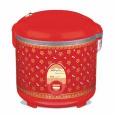 Miyako MCM 508 RED Magic Com 1.8 Liter 3in1 Merah