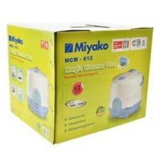Miyako MCM-612 Rice Cooker 1,2 Liter