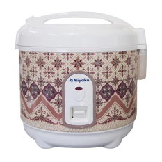 Jual Miyako Multicooker Psg 607 Putih Branded Murah