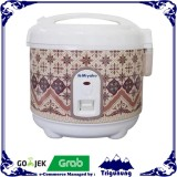 Review Miyako Psg 607 Rice Cooker 6L Cook Only Miyako
