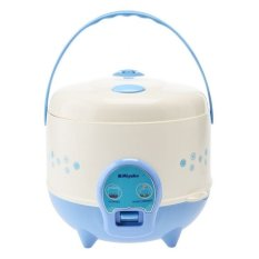 Miyako Rice Cooker 3 in 1 Ukuran 1.2 Liter /  Magic Com MCM612 - Putih