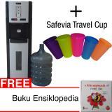 Beli Dispenser Galon Bawah Miyako Wdp 300 Travel Cup Khusus Jakarta Online Terpercaya