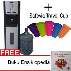 Jual Dispenser Galon Bawah Miyako Wdp 300 Travel Cup Khusus Jakarta Grosir