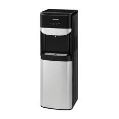 Modena Dispenser galon bawah DD 67 S - Silver + Black - khusus JABODETABEK