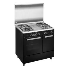 MODENA FREESTANDING GAS COOKER FC5941L - BLACK