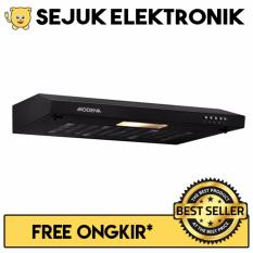 Modena Cooker Hood Esile PX 6001- HitamIDR715000. Rp 723.000