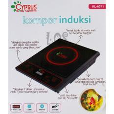 BISA BAYAR DI TEMPAT Kompor Induksi Listrik 100 Watt Induction Cooker Electric Portable Kecil