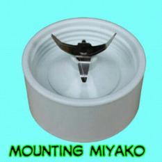 Jual Monting Mangkok Pisau Blender National Dan Miyako Sanex Trisonic Branded Original