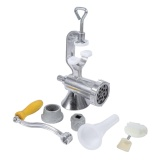 Review Multi Use Mincer Hand Meat Grinder Kitchen Gadget For Meat Sausage Noodle Intl Terbaru