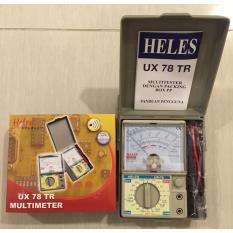 Multimeter/Multitester Heles Ux-78Tr - 5C37ba
