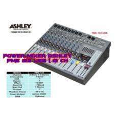 Murah !!! Power Mixer Ashley Pme 122 Usb ( 12 Ch - Ed9ed5